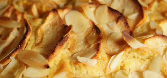 La meilleure recette de gâteau aux pommes