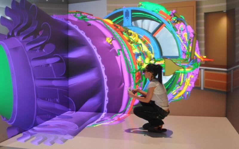 Une nouvelle formation réalité virtuelle à l'Institut d'informatique de Laval