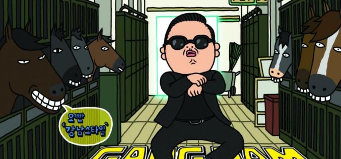 Youtube impuissant face au «Gangnam Style» de Psy