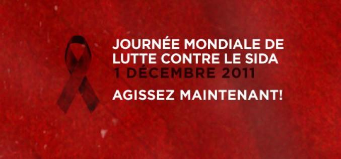 Journée mondiale de lutte contre le sida : il faut rester mobilisé !