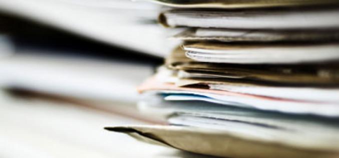 Facture, fiches de paie, relevés bancaires: savoir quand les jeter !