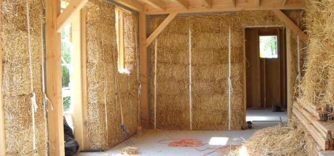 La maison en paille, une bonne idée pour faire des économies ?