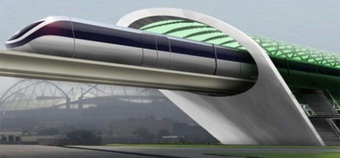 Hyperloop: la réalité du train supersonique