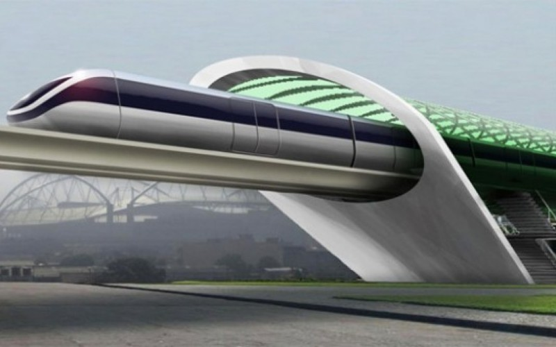 Hyperloop : la réalité du train supersonique