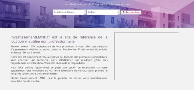 Les investisseurs LMNP prennent d'assaut les résidences de Fontenay-le-Comte