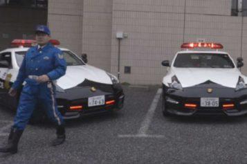 La police de Tokyo roulera en Nissan 370Z Nismo