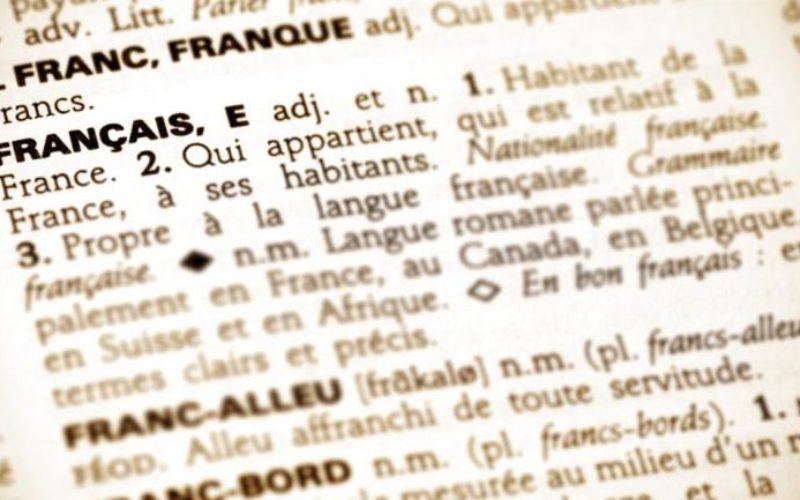 Journée de la langue française : les objectifs du gouvernement