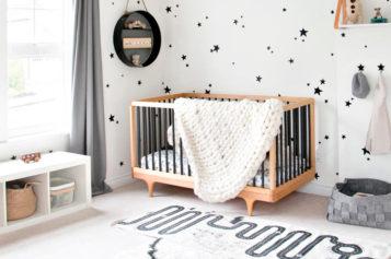 Comment décorer une chambre de bébé quand on ne connait pas le sexe avant la naissance ?