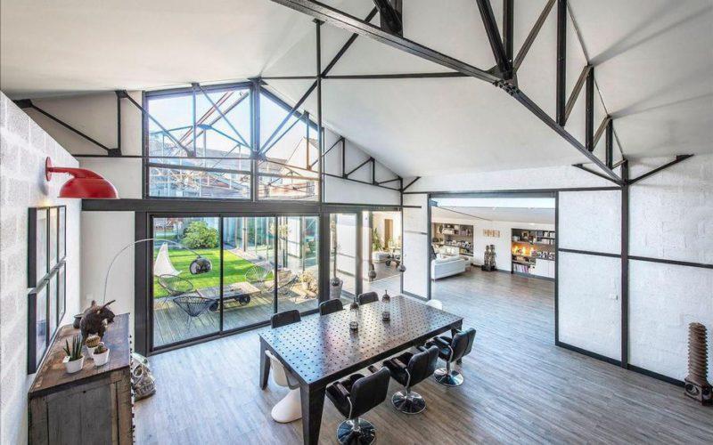 Le loft : ce bien immobilier tendance à Paris